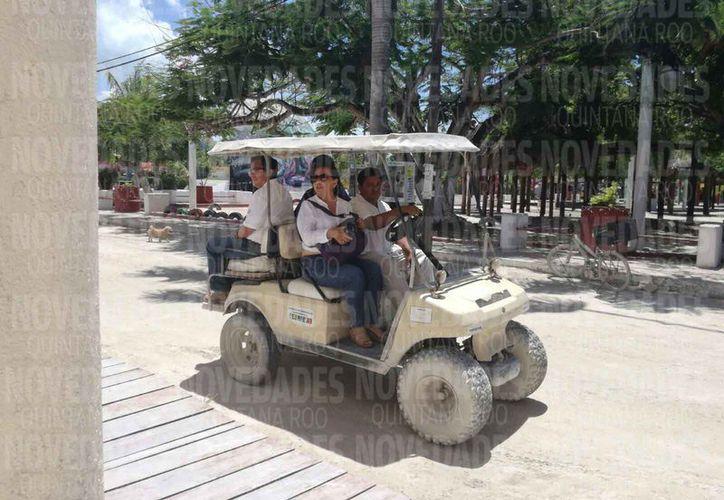 En la isla no existen servicios de salud especializados para los visitantes. (Stephani Blanco/SIPSE)