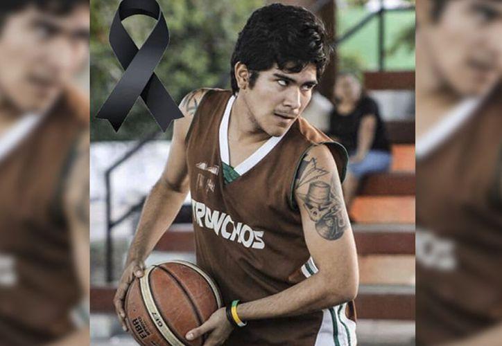Muere joven deportista de Tixkokob. (Foto: Facebook)