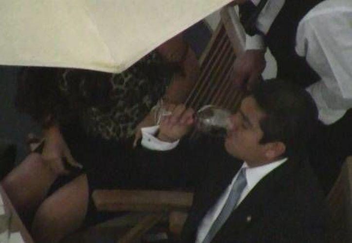 Tras la fiesta en la Jucopo trascendió que algunos funcionarios pidieron a Preciado que analizara si debe continuar como coordinador de la bancada panista. (Milenio)