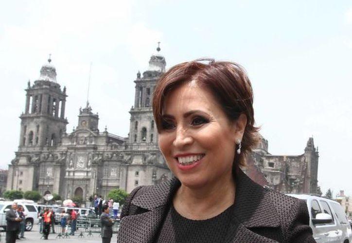 Rosario Robles, titular de Sedesol, reconoció que el programa Oportunidades permitió contener la pobreza en México. (Notimex)