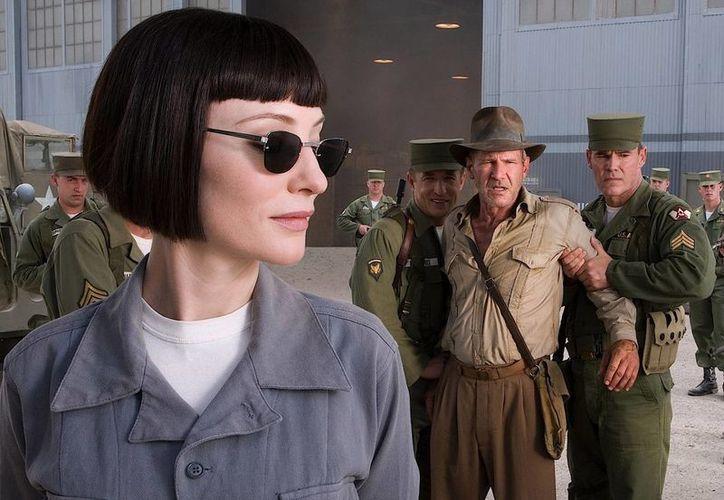 Harrison Ford encarnará por quinta vez a Indiana Jones en un nuevo fillme que verá la luz en 2019. (theraider.net)