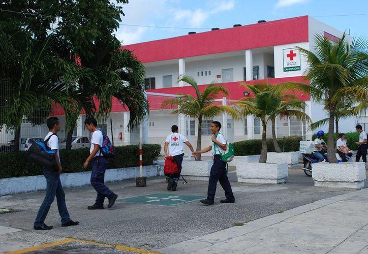La Cruz Roja informó que el tratamiento es a base de inyecciones. (Redacción/SIPSE)
