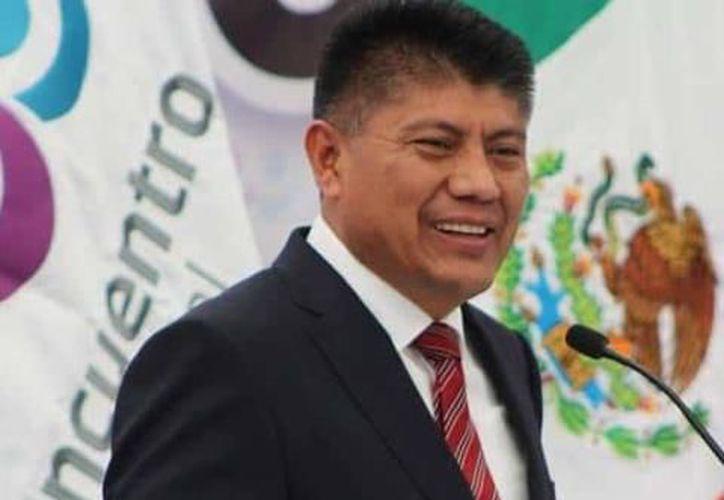 Vicente Onofre, también precandidato a presidente municipal recibió al menos dos impactos de bala. (Foto: Internet)