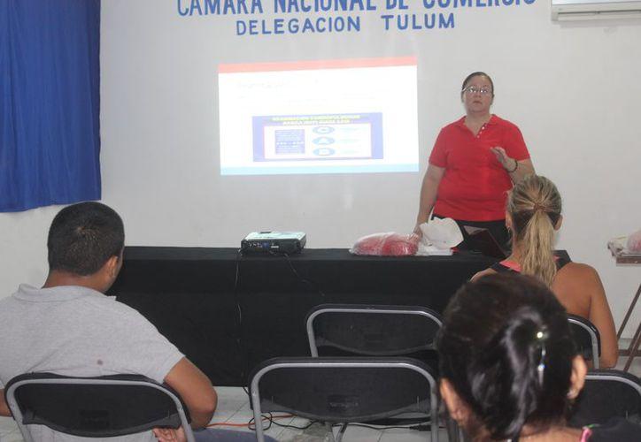 Canaco Tulum va a continuar con los cursos destinados a socios. (Sara Cauich/SIPSE)