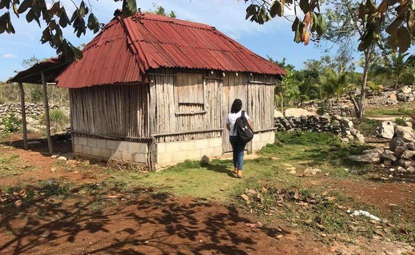 El Conafe se encarga de llevar la alfabetización a zonas en donde la Secretaría de Educación Pública no llega. (Joel Zamora/SIPSE)