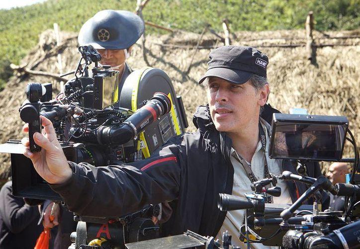 Silence, la nueva película de Martin Scorsese, con Liam Neeson y Andrew Garfield cuenta con el trabajo fotográfico del mexicano Rodrigo Prieto, nominado por sindicato de cinefotógrafos de Estados Unidos. (kodak.com)