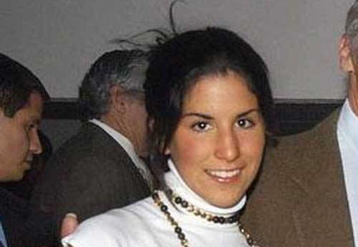 La víctima, Silvia Vargas Escalera.