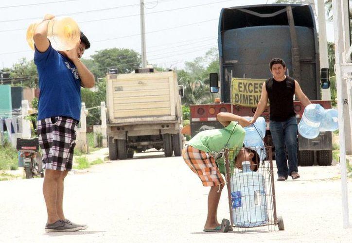 Aunque se pronostica el 'regreso' de las lluvias a Yucatán, las temperaturas serán altas. La imagen es de contexto. (Milenio Novedades)