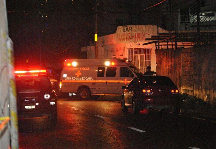 Un hombre resultó herido en un hotel del centro de Cancún luego de que le pidió a su 'vecino' que hiciera menos ruido. (Redacción/SIPSE)