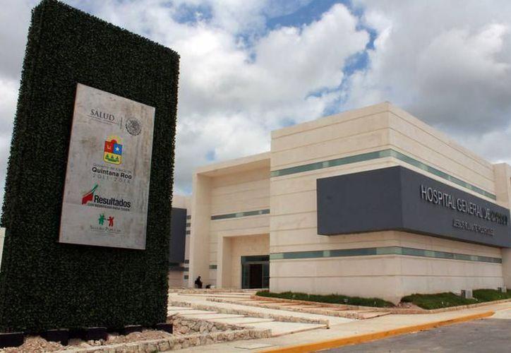 Para la edificación del nuevo edificio, el Seguro Popular invirtió alrededor de 900 millones de pesos. (Archivo/ SIPSE)