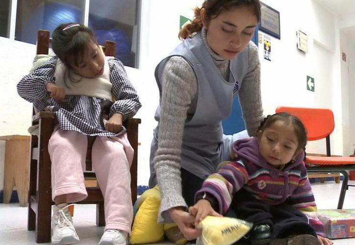 Para optar a la beca deberán presentar un proyecto a beneficio de discapacitados. (Archivo/SIPSE)