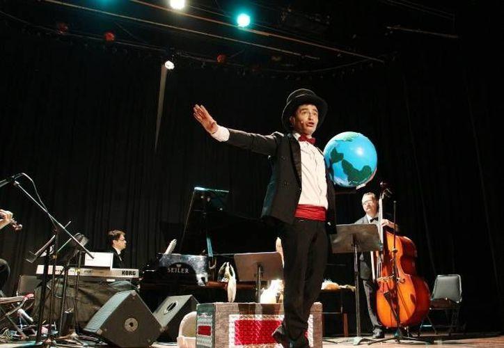 """""""Los sonidos de la Tierra"""" es un concierto que busca acercar a niños a la música clásica. (Milenio Novedades)"""