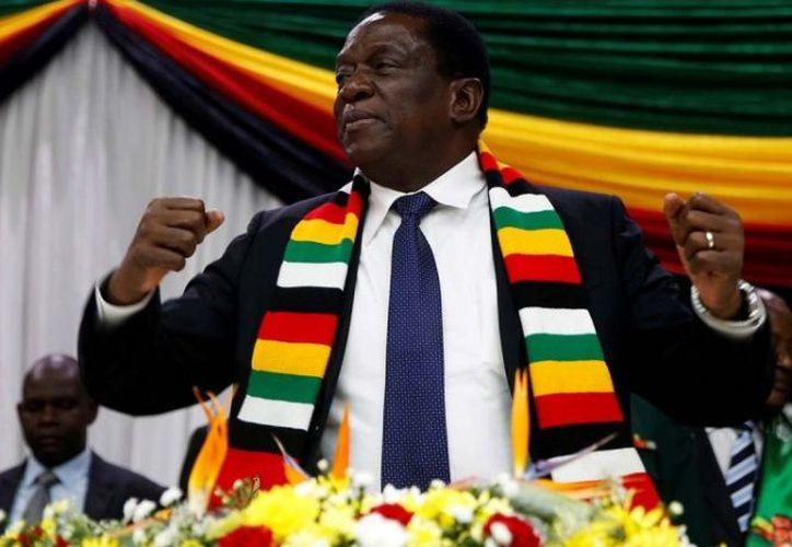 """Según el presidente, """"la campaña se ha llevado a cabo en un ambiente libre y pacífico"""". (AP)"""