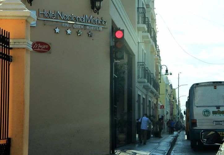 Tanto en el primer trimestre de 2013 como en Semana Santa, la ocupación hotelera bajó en Yucatán. (José Acosta/SIPSE)