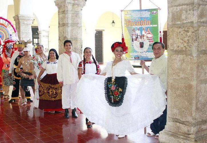 El Festival contará con la participación de varios grupos nacionales de folclore. (Milenio Novedades)