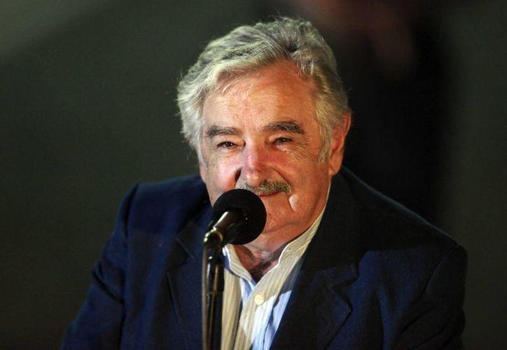 Mujica baja el perfil al incidente con Argentina por los comentarios sobre los Kirchner. (EFE)