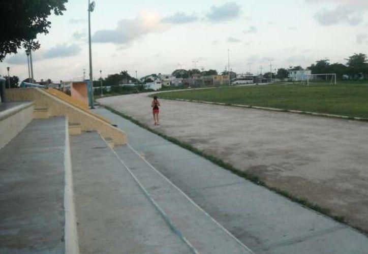 Falta mucho por hacer en materia deportiva en Benito Juárez. (Tomás Álvarez/SIPSE)