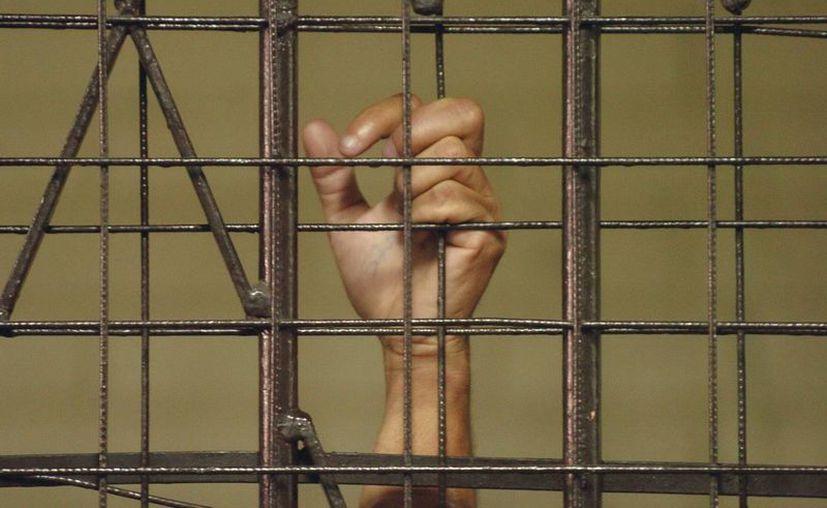 Según la organización no gubernamental Observatorio Venezolano de Prisiones (OVP) en los primeros seis meses del año, 289 reos perdieron la vida en las cárceles del país. (Archivo/EFE)