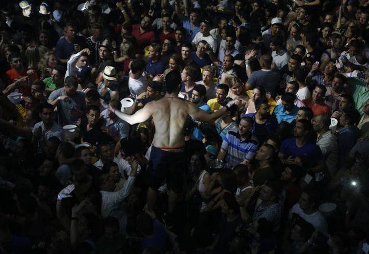 La única discoteca que puede albergar más de cinco mil personas en sus instalaciones es The City. (Israel Leal/SIPSE)