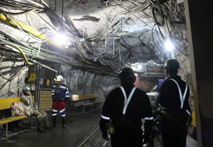 Para las mineras es una ventaja que en México haya una visión de tenencia de la tierra clara, afirma el representante de la canadiense Torex Gold. Imagen de contexto de una mina en Zacatecas. (Archivo/Notimex)