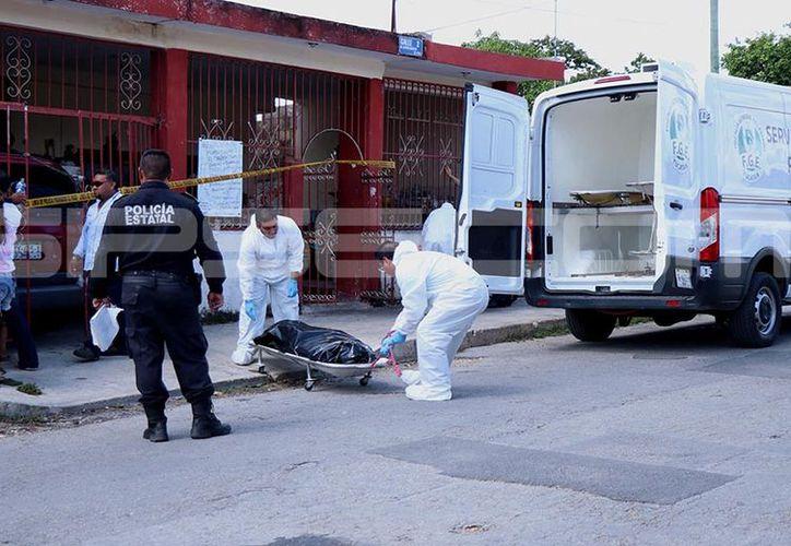 El suicidó se presentó en un domicilio en la colonia Salvador Alvarado Sur. (SIPSE)