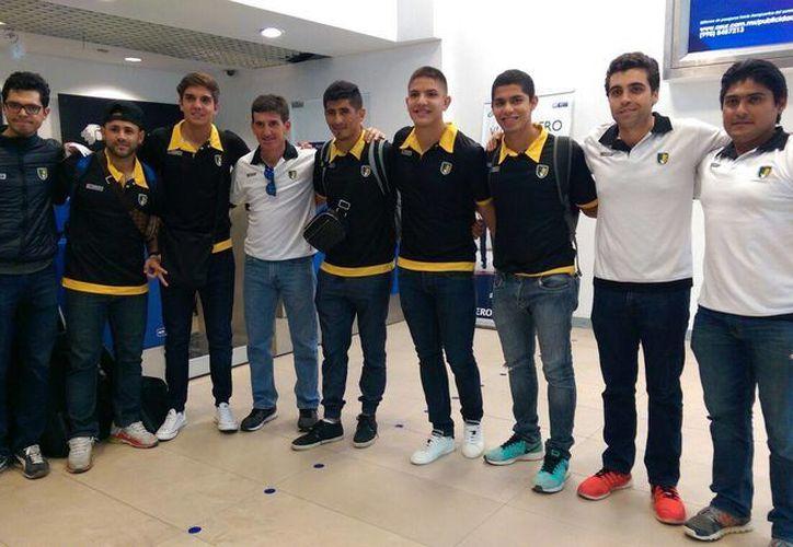 Venados FC partió esta maña a Zacatepec, Morelos, para encarar la jornada ocho del Ascenso Mx.(Marco Moreno/Milenio Novedades)