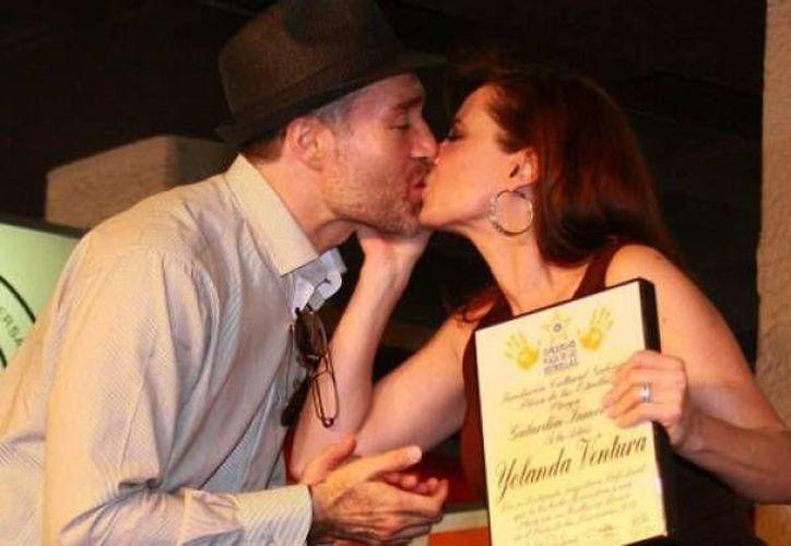 Bichir y Ventura tuvieron dos largos matrimonios, pero ahora tienen una segunda oportunidad. (tvnotas.com.mx)