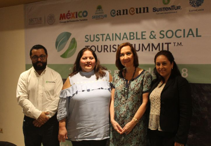 En Cancún se celebrará la segunda edición del Sustainable & Social Tourism Summit. (Foto: Redacción)