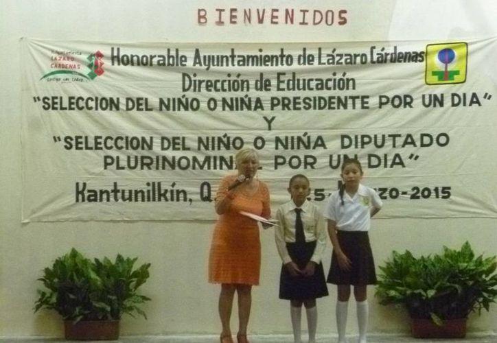 Los nombramientos se realizaron en las instalaciones del auditorio de la Casa de la Cultura. (Raúl Balam/SIPSE)