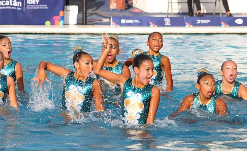 La competencia se llevó a cabo en el estadio 'Salvador Alvarado', en Mérida. (Redacción/SIPSE)