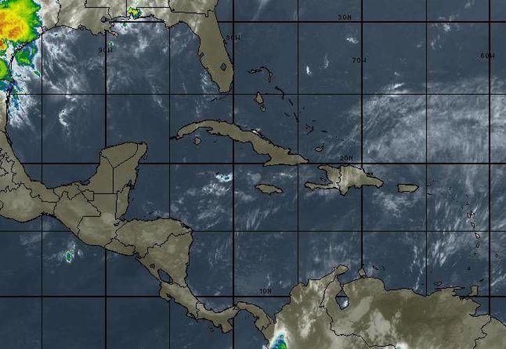 Los vientos oscilarán entre los 15 y 25 kilómetros por hora en Cancún. (Intellicast)