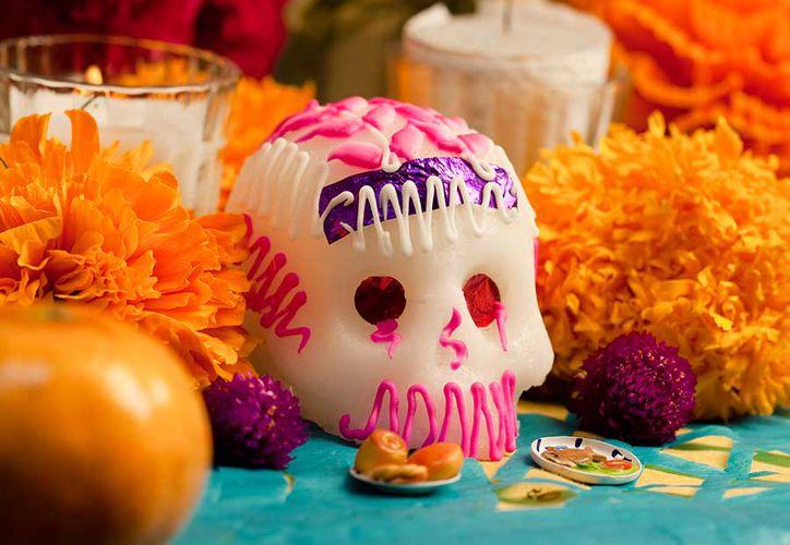 El próximo 1 de noviembre se llevará a cabo el concurso de altares en Playa del Carmen. (Contexto/Internet).