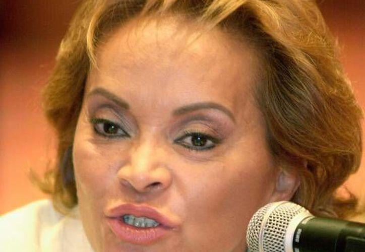 Gordillo Morales está acusada por desvío de recursos y delincuencia organizada. (SIPSE/Archivo)