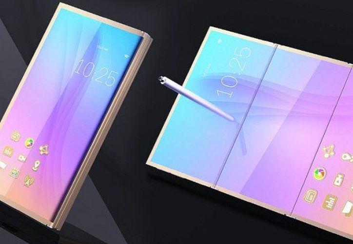 Básicamente son dos pantallas unidas por un conector. (Foto: Contexto/Internet)