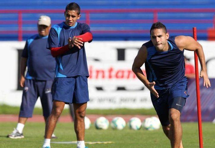El cancunense Sergio Nápoles, es uno de los jugadores que tendrá actividad. (Redacción/SIPSE)