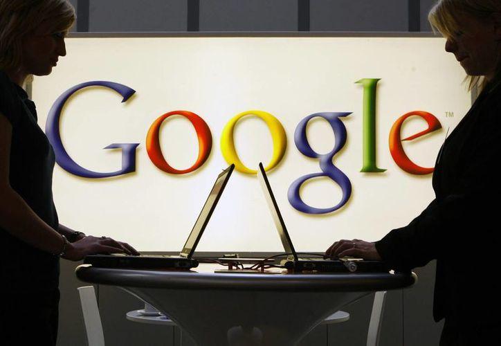 """Para Google """"los grandes ganadores (de la cencura europea) serán los ministros franceses que desean tener el derecho a que se olviden de sus últimas amantes"""". (AP)"""