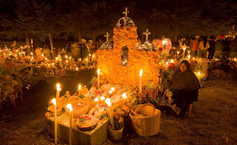 El origen de la celebración de Día de Muertos, es anterior a la llegada de los españoles. (Contexto/Internet)