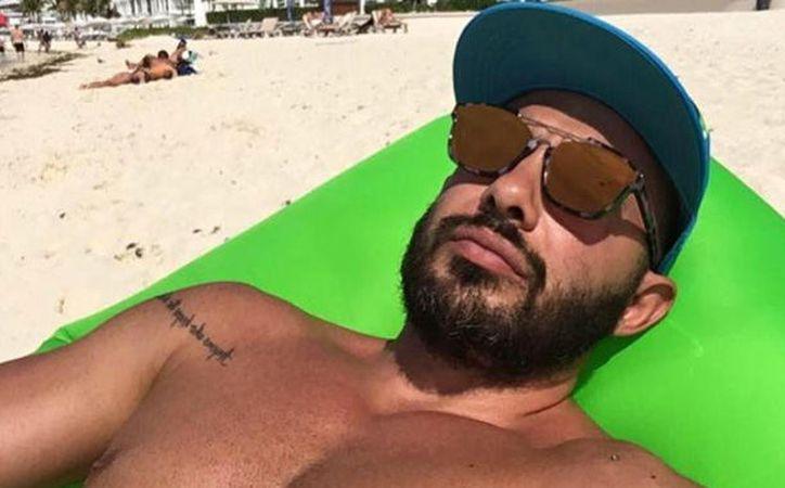 Iván Fornari, un narcotraficante fue capturado en Playa del Carmen, gracias a sus fotos publicadas en Facebook. (Facebook).