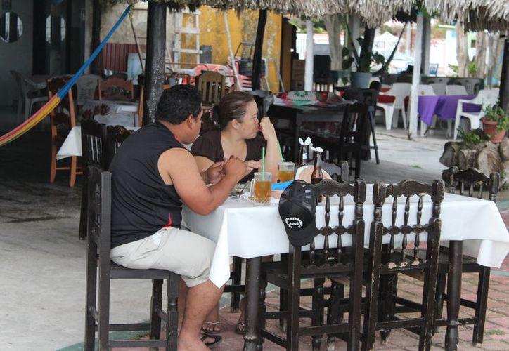 El 90 por ciento de los restaurantes requieren una mejora en su infraestructura. (Joel Zamora/SIPSE)