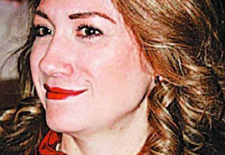 La fiscal Sonia de la Garza. (Milenio)