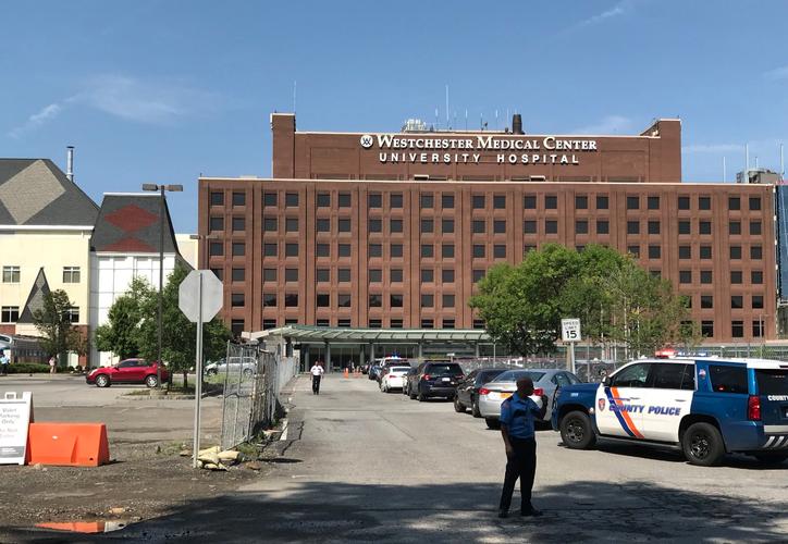 Dos ancianos murieron en un aparente caso de asesinato y suicidio en Westchester Medical Center. (Foto: Twitter)