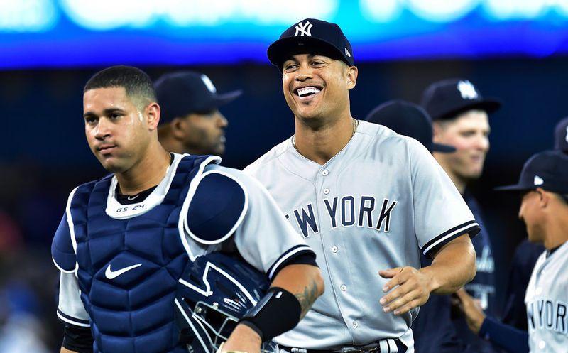 Stanton le da el triunfo a los Yankees