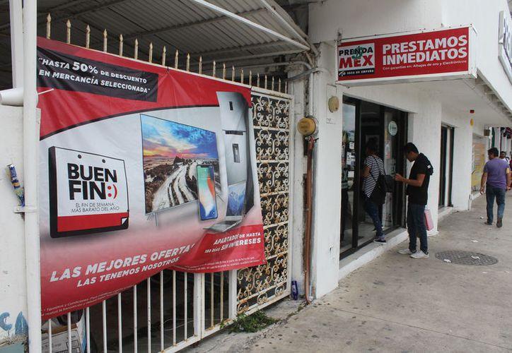 Más de 200 empresas inician hoy con el Buen Fin en el centro y sur de Quintana Roo. (Ángel Castilla/SIPSE)