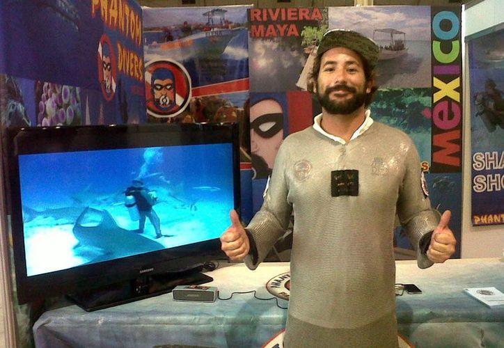 """Jorge Loría dijo que se ha señalado a los tiburones como """"los malos"""". (Milenio Novedades)"""