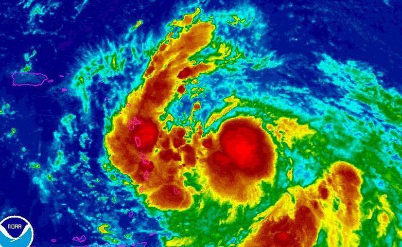 Aunque el número de huracanes para esta temporada 2015 es 'bajo', los expertos de la Uady pide a la población no confiarse. La imagen es de contexto. (NOAA)