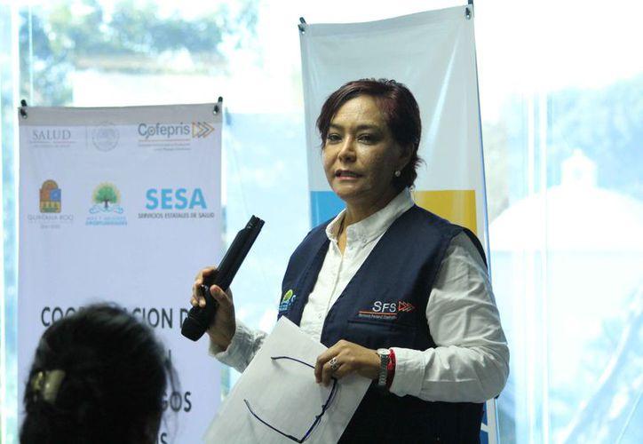 Impartieron un curso de capacitación a los trabajadores hoteleros. (Octavio Martínez/SIPSE)