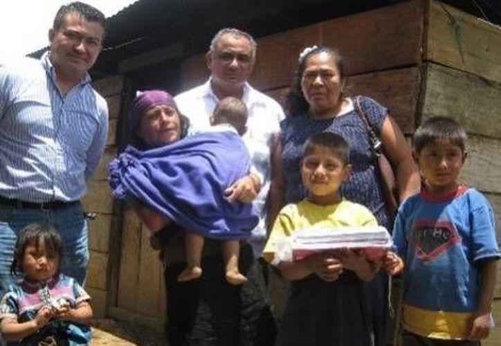 'Manuelito' fue becado por dos años. (Milenio)