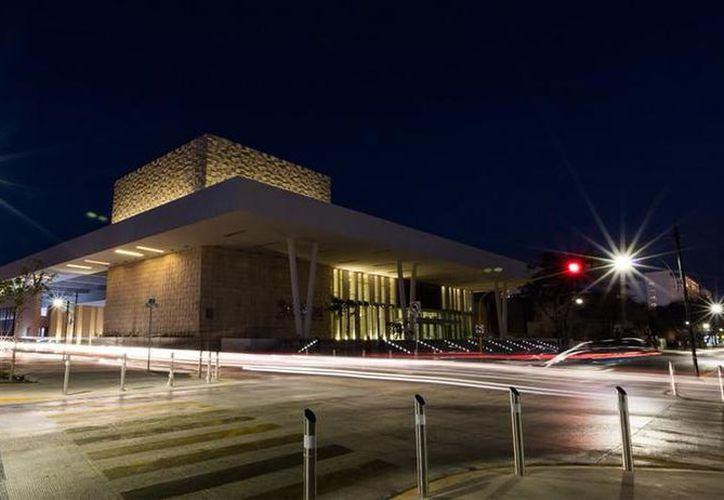 El nuevo Centro de Congresos Yucatán. (SIPSE)