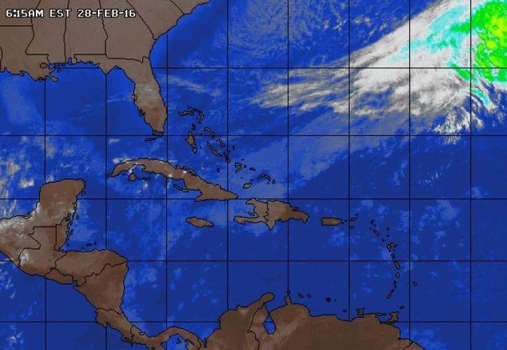 Este domingo será caluroso por el día y fresco al anochecer en Quintana Roo. (Cortesía/Trayectoria del Huracán)