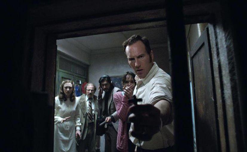 El Conjuro 2 ha sido calificada como una de las películas más terroríficas del año, lo que ha ocasionado historias paranormales a su alrededor. (Facebook/ El Conjuro 2)